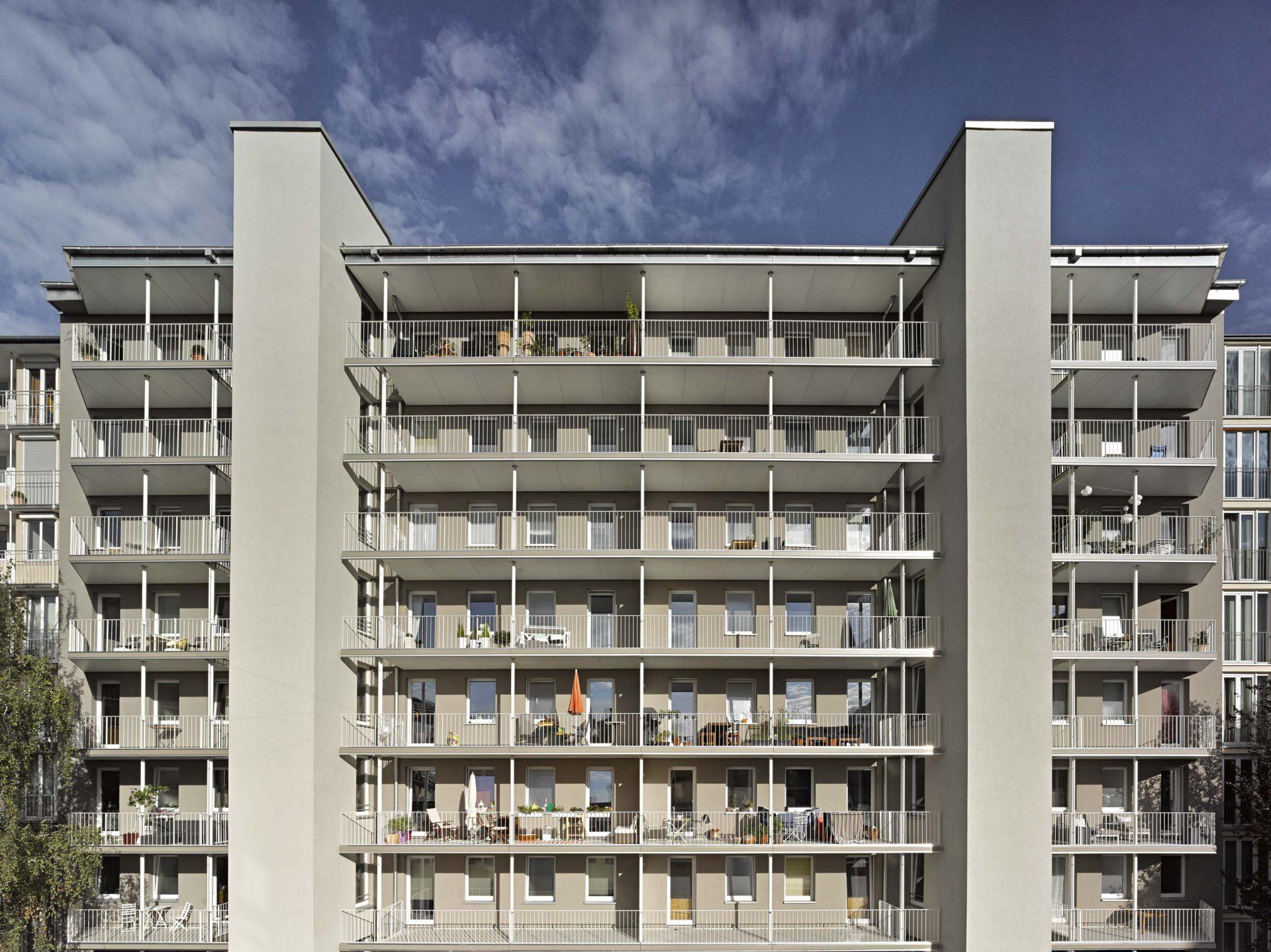Wohnhaus-Habsburger-Platz